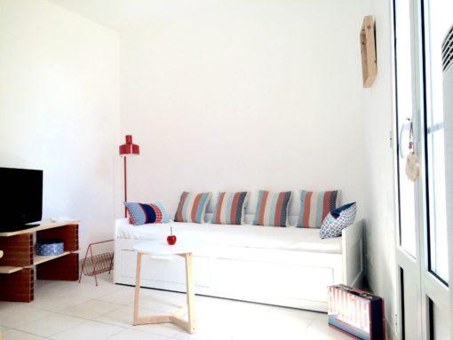 Capri - Location - Couette & oreillers